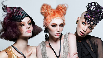 "Avant Garde Inspiration: ""This is Me"" by Kylie Hayes, Moha Hairdressing, Dunedin, New Zealand"