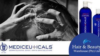 Mediceuticals: Powerful Professional Hair and Scalp Solutions from Hair & Beauty Warehouse