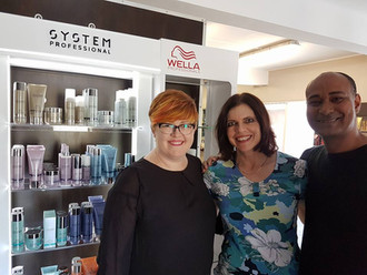 Hairdressing in the glorious heart of Constantia