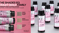 Get the Baby Blonde Trend with Redken Shades EQ