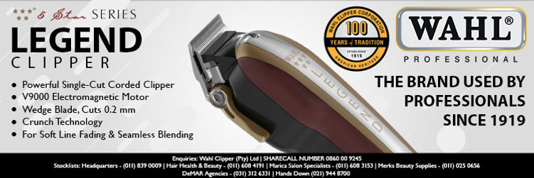 5-Wahl 5-Star Legend Clipper Ad Banner 1