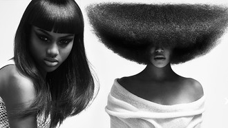 Style Inspiration from Rob Eaton & Karla Ancliff-Smith, UK Afro Hairdresser of the Year