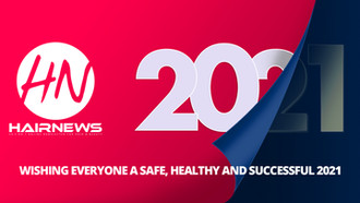Hairnews 2021 New Year Message