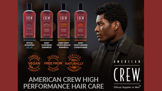 American Crew: High Performance Hair Care