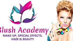 Blush Academy, Roodepoort: Accredited Courses In Hairdressing, Make-up Artistry and Beauty Therapy