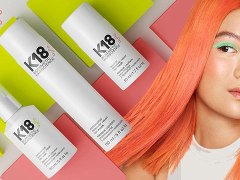 K18 Launches: A Breakthrough in Bioscience, Exclusive to Hair Health and Beauty