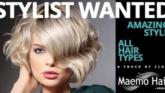 Stylist Required at MaeMo Hair, Boskruin, Jhb