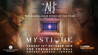 Events Ahead: Alternative Hair Show, London, 14 October 2018