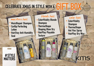KMS Gift Packs – Style Matters!