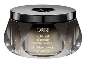 New: Oribe Gold Lust Pre-Shampoo Intensive Treatment