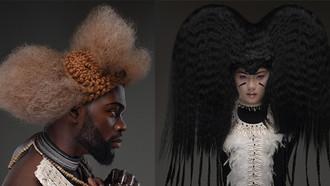 Styles: Mirota Collection from Julie Jeffrey, Pierrots Hair Salon, Perth, Australia