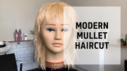 Goldwell Education Plus How-To: Modern Mullet Cut