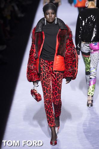 Winter Fashion Trends: Animal Print