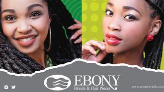 Ebony Braids Launches Bongo Dread & Natural Dread