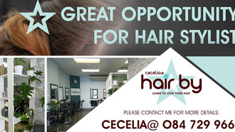 Opportunity for a Hairstylist and Barber for Chair Rental in Cape Town