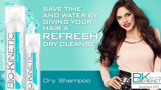 New Bio-Kinetic Refresh Dry Cleanse Launches