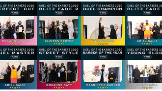 Duel of the Barbers Winners Announced