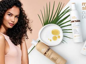 Milkshake's new Curl Passion range for Perfect Curls