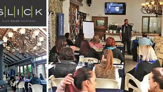 Slick Salon Solutions Business Seminar Report Back