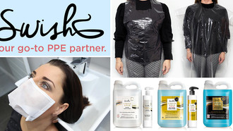 Fabulous Discount on Top Quality Swish Products for Affordable Salon Safety