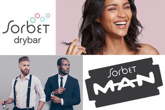 Join the Sorbet Man & Sorbet Drybar Family as a Barber or Stylist