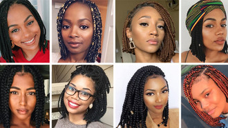Style Trends: Braided Bob