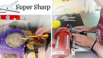 Super Sharp Professional Blade & Scissors Sharpening: We Sharpen & Service All Types of Scissors