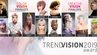 Finalists Announced: Wella TrendVision 2019 Awards