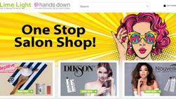 Lime Light & Hands Down Website Launch