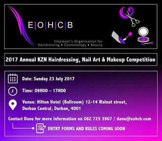 EOHCB KZN Competition - Sunday 23 July