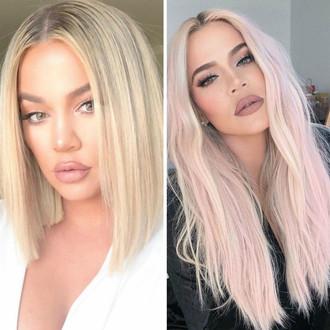 "Khloe Kardashian is ""In the Pink"""