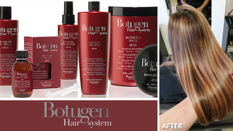 Get Your Hair Summer Ready with Botugen Botox by Fanola