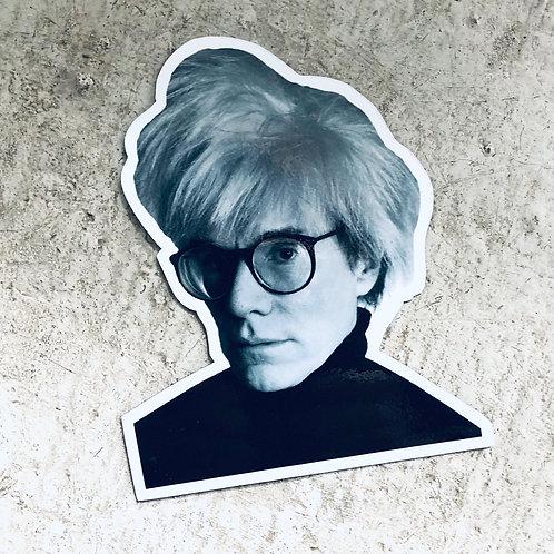 Imán Andy Warhol