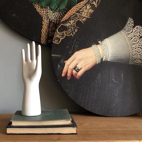 Mano cerámica