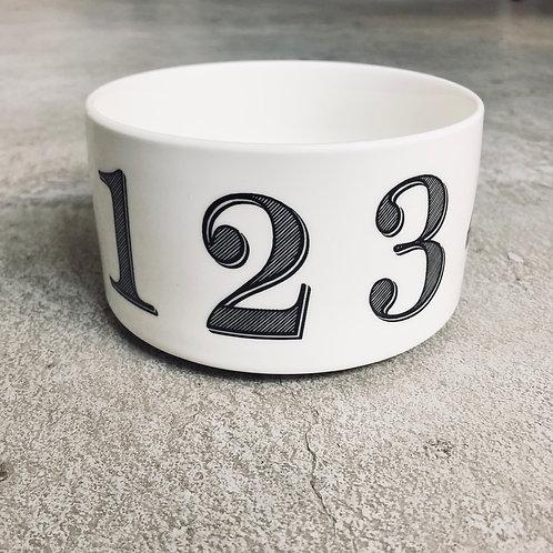 Bowl Números