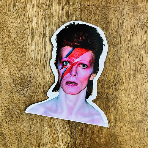 Imán David Bowie