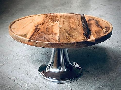 Tortero madera