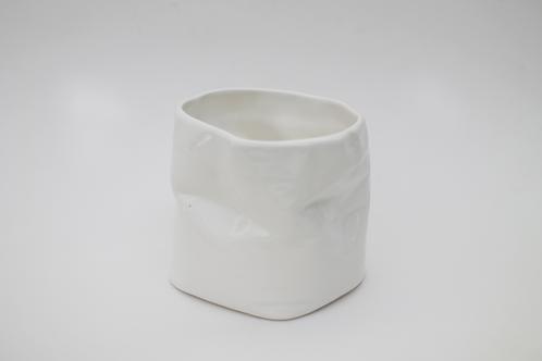 Maceta cerámica Saco