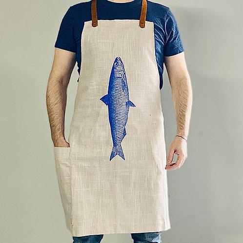 Delantal pez