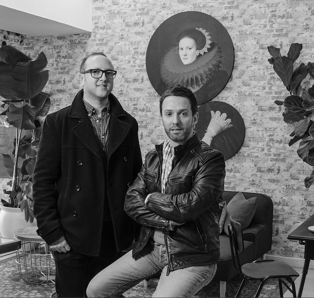 Pablo y Andrés de Guzmán & Blanco Interiorismo y arquitectura.