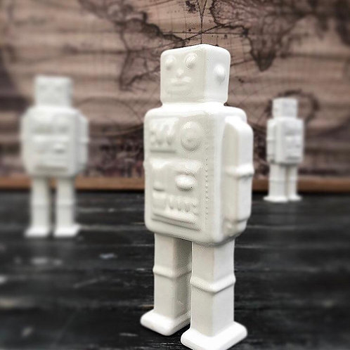 Robot cerámica