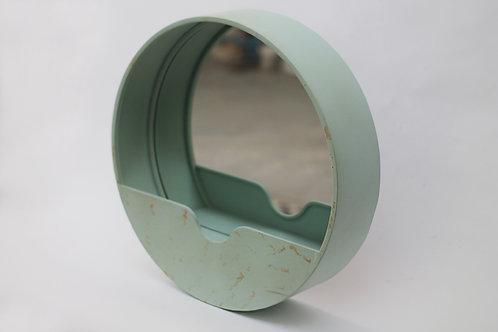 Espejo verde agua