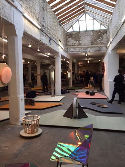 Así fue la London Design Fair 2017