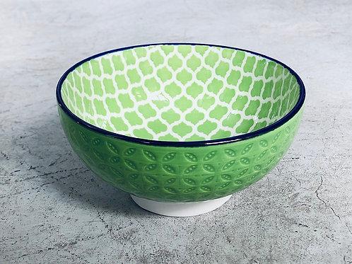 Bowl de cerámica Indie