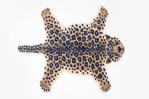 Alfombra leopardo