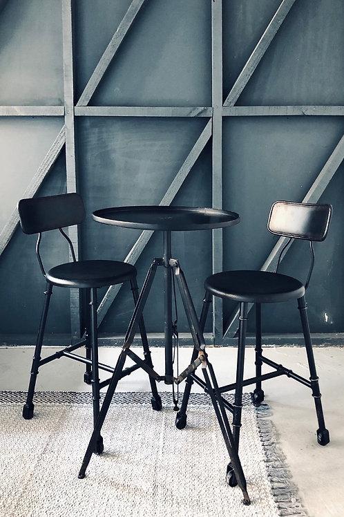 Set mesa más 2 sillas