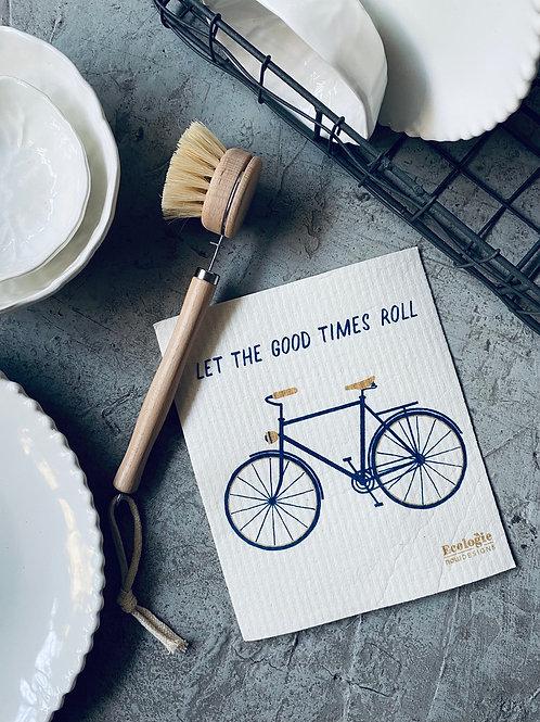 Paño esponja Bici