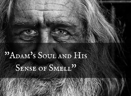 """Adam's Soul and His Sense of Smell!"""