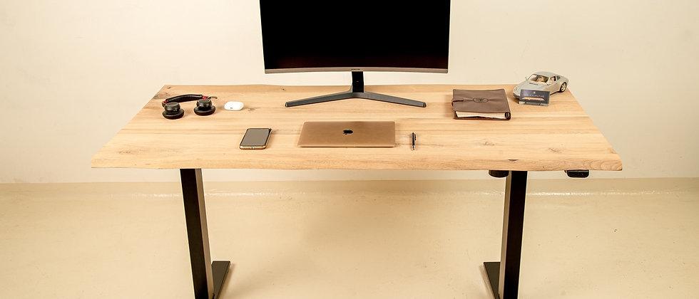 Home Office Line: Schreibtisch Light Oak III