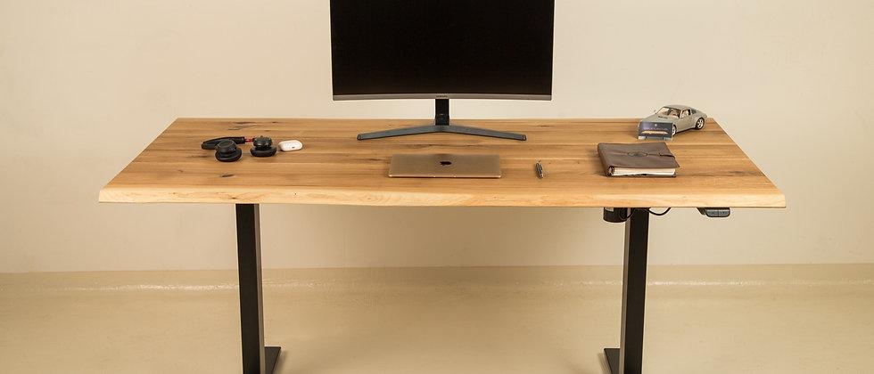Home Office Line: Schreibtisch Light Oak II